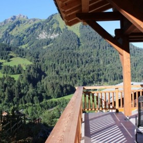 Chalet Soleil Alpine Majestic Chatel