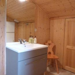 Chalet Tzigane Bathroom