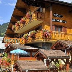 Hotel Choucas Chatel