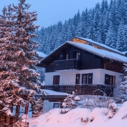 Ski Retreat - Chalet La Fontaine
